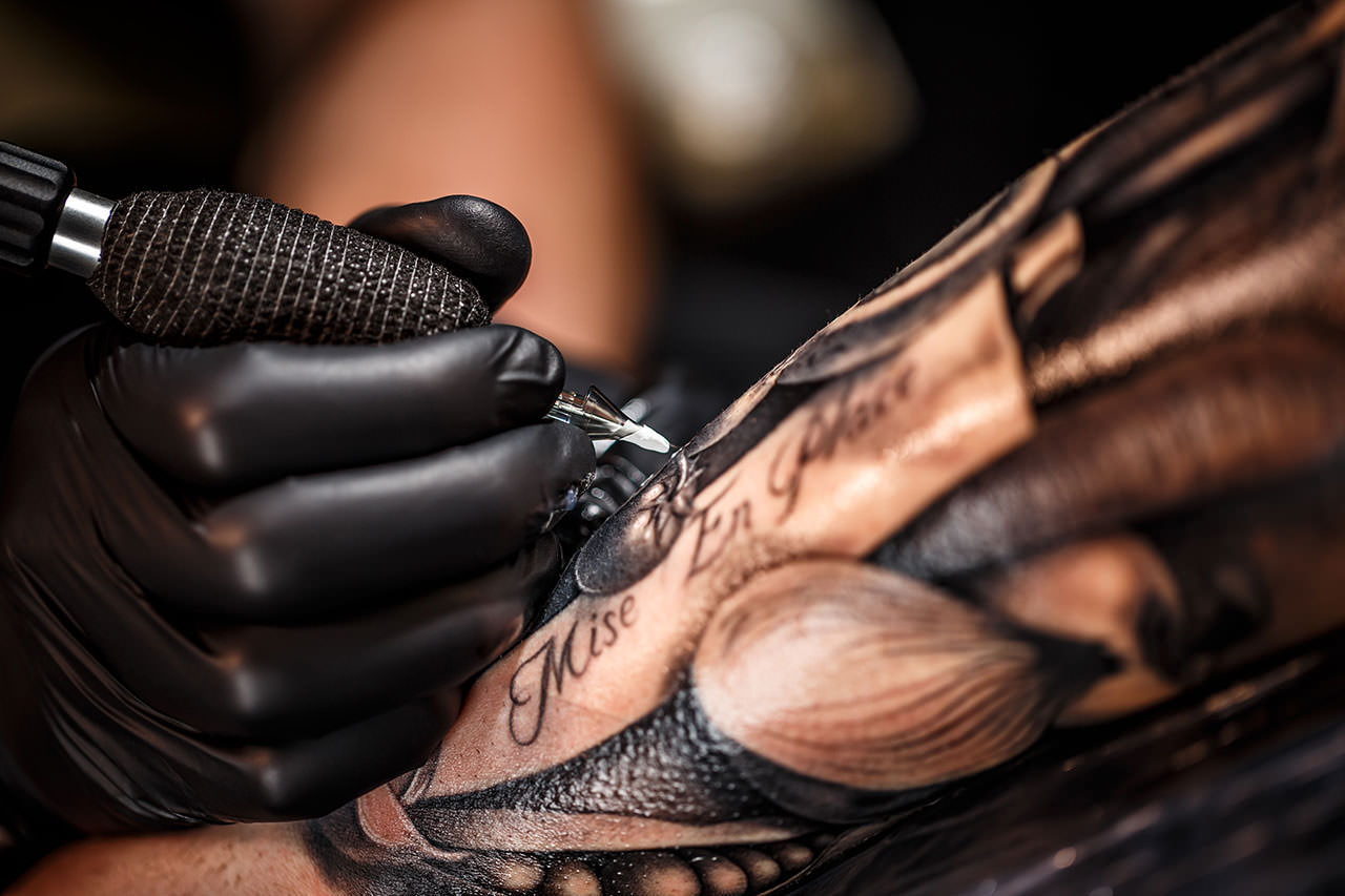 Importance of Tattoo Hygiene when selecting a studio in Siem Reap