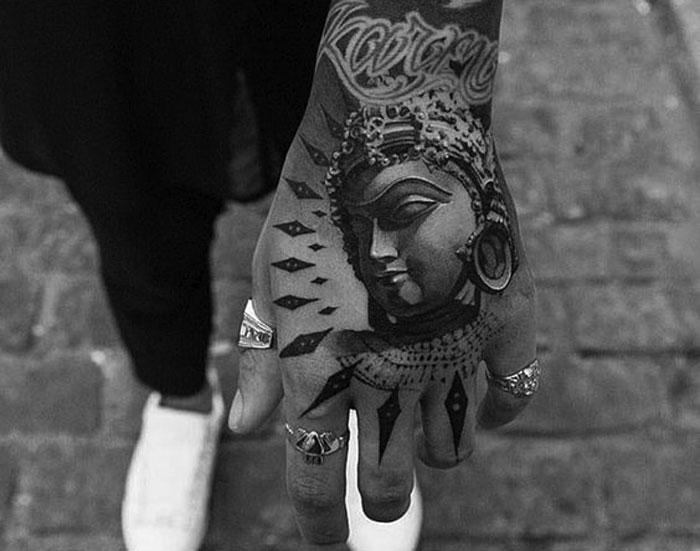Hindu God Tattoos